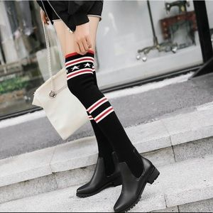 Fashion over the the knee Boots